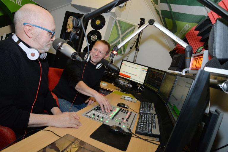 Radio Achterhoek laat muziek van etherpiraat weer horen