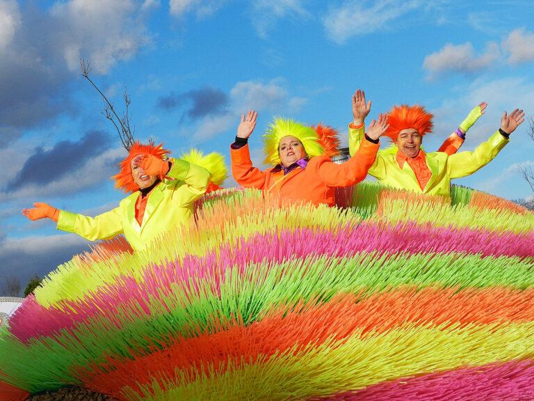 """""""Carnaval wordt ons met de paplepel ingegoten'"""