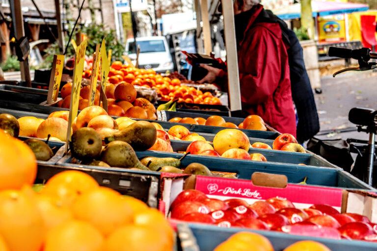 Veemarkt van weleer is nu een foodmarkt