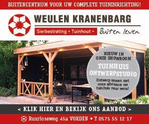 Banner Weulen Kranenbarg