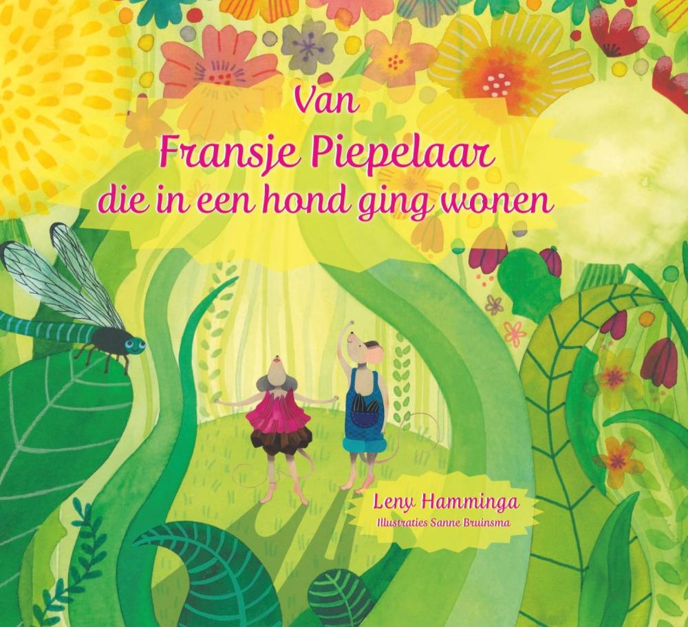 Voorleesboek met streektaal voor alle pasgeborenen