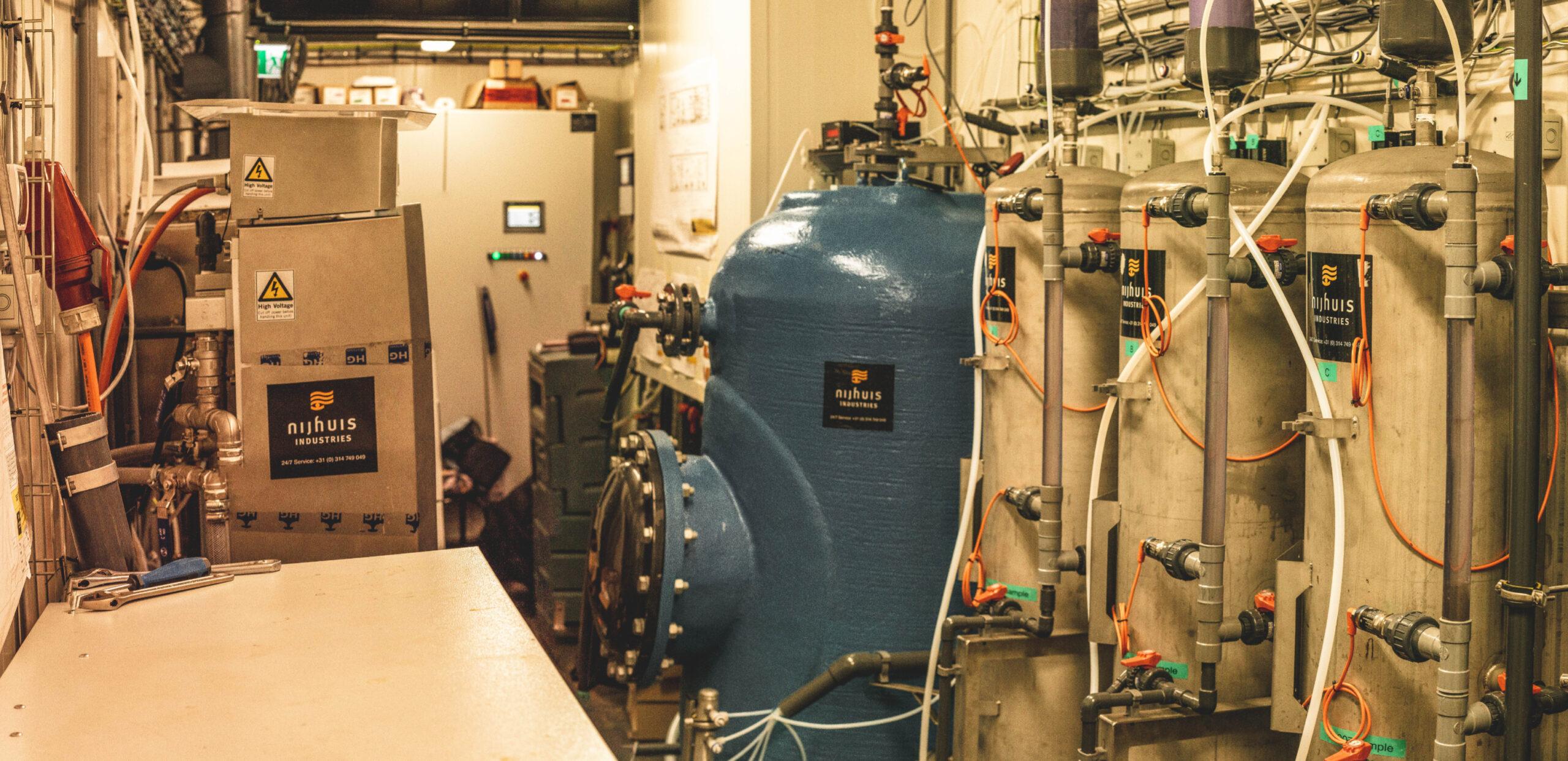 Succesvolle methode voor verwijderen medicijnresten uit afvalwater
