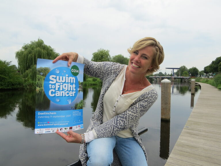 Swim to Fight Cancer Achterhoek gaat door