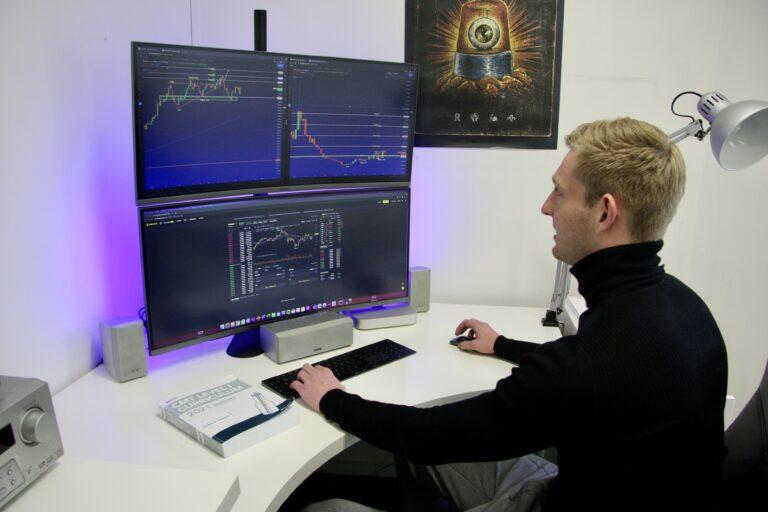 Ebbe Wienholts (22) kiest voor toekomst in bitcoin en advies