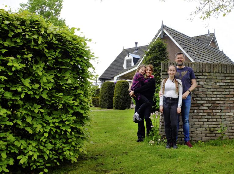 Van Haarlem naar Loil: 'Hier wil ik blieven'