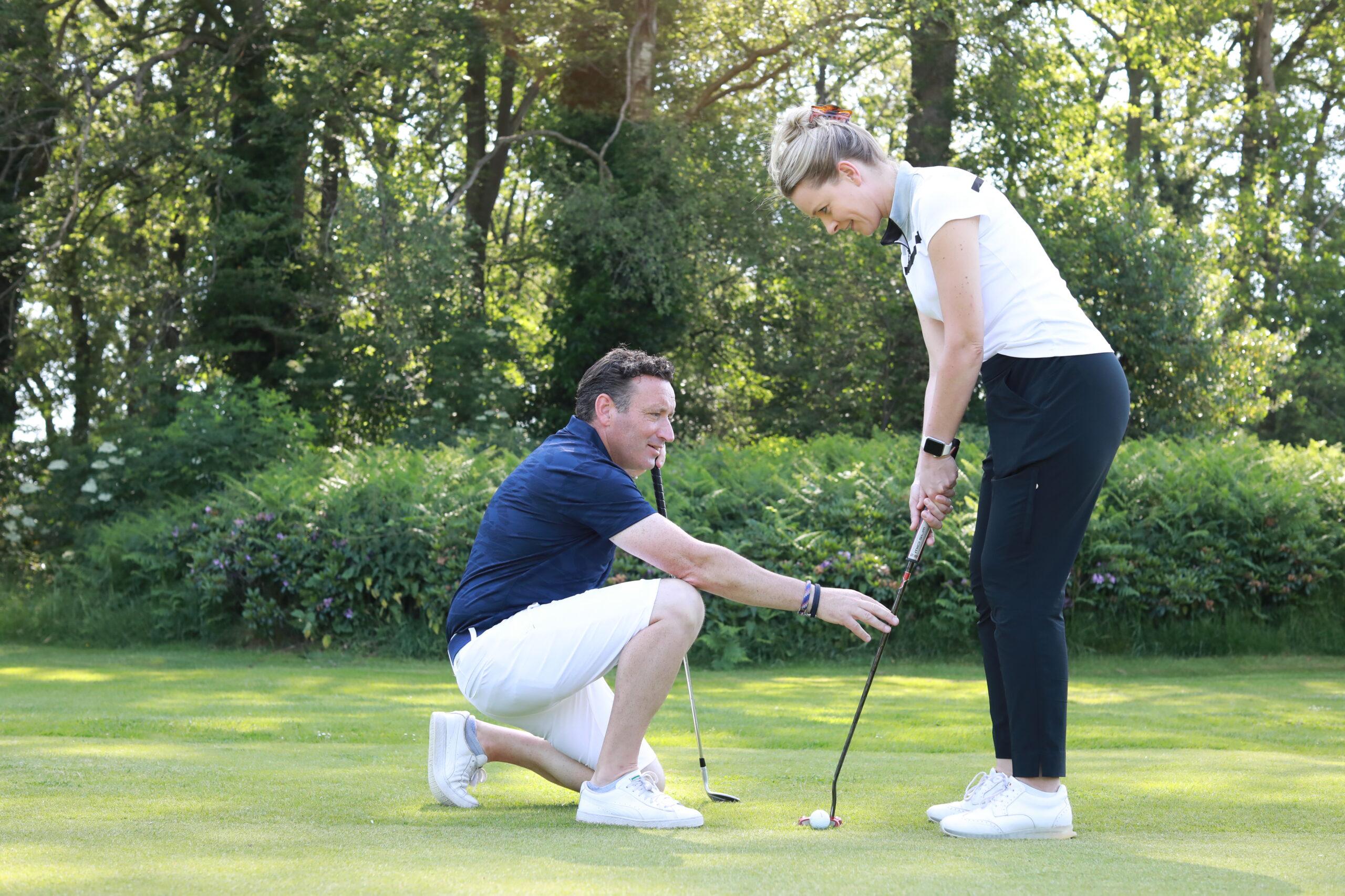 Lee Chapman beste golftrainer van Nederland
