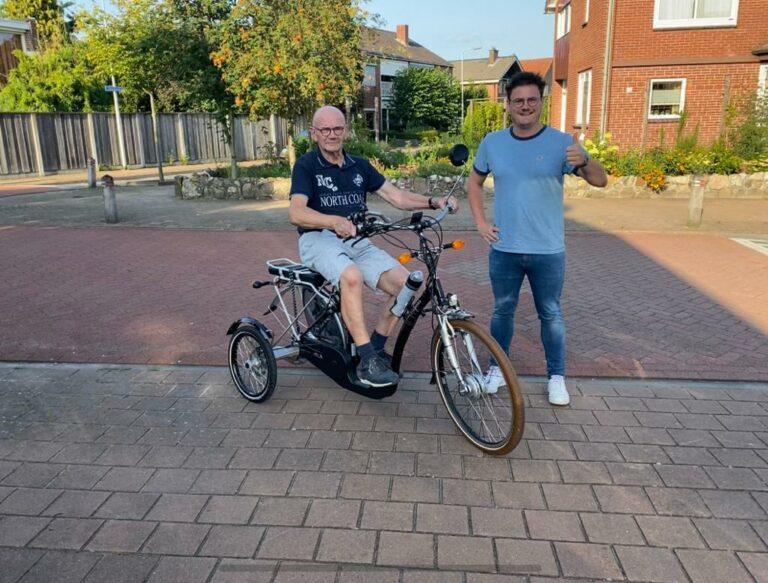 Sociale onderneming uit Gelderland draagt steentje bij aan de mobiliteitsarmoede.